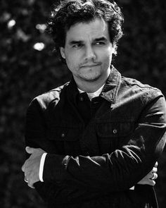 Wagner Moura originally wanted to be a journalist.