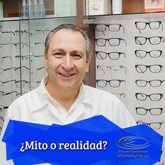 Mito: No es necesario hacerse revisar la vista antes de los 40 años. Realidad: Todos, sin importar la edad, debemos visitar al oftalmólogo por lo menos una vez al año. www.ceomedellin.com