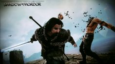 Some screenshots from Shadow of Mordor: Talion