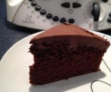 Recipe Easy Rich Chocolate Cake by Karen, learn to make this recipe easily in your kitchen machine and discover other Thermomix recipes in Baking - sweet. Thermomix Chocolate Cake, Cake Thermomix, Thermomix Desserts, Chocolate Cakes, Cheddarwurst Recipe, Mulberry Recipes, Spagetti Recipe, Bellini Recipe, Cake