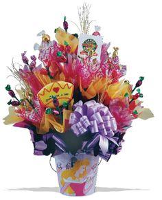 Candy Bouquet - Princess' Sweet Dream Bouquets - 6300