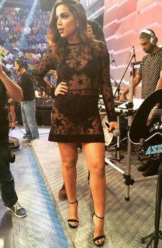 Anitta comemora prêmio no MTV Europe Music Awards: 'Que felicidade'