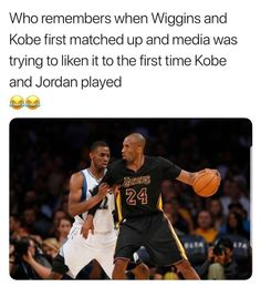 37d58684a Too much hype on Andrew Wiggins. 😁 (via  dom 2k) Source Nba Funny