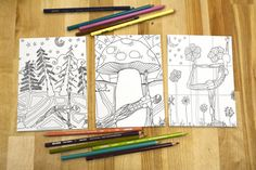 26 Best Yoga Coloring Book Images Coloring Books Coloring Pages