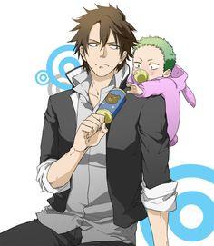 #Tatsumi and Be'el <3