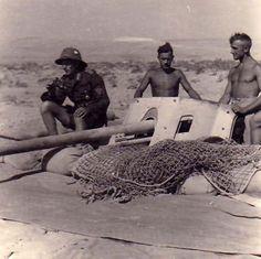 German Africa Corp, DAK PAK gun.