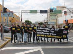 Santa Filomena Atual: Policiais Civis de Pernambuco podem paralisar ativ...