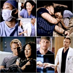 Sherrie and Riss ♥ Cristina & Owen Cristina And Owen, Cristina Yang, Grey's Anatomy, Greys Anatomy Owen, Snapchat, Kevin Mckidd, Greys Anatomy Characters, Sandra Oh, Youre My Person