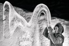 Ice Music Festival , Norway. Emile Holba photography.