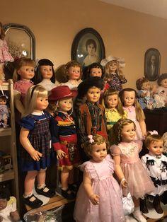 I am a doll hoarder...LOL Marla's Patti Playpal