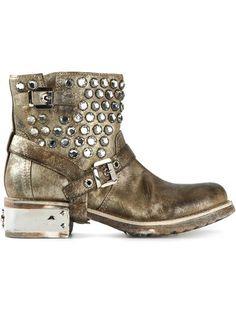 Baldan studded western boots