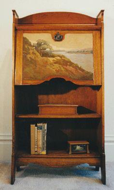 Landscape on furniture