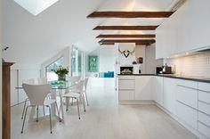 Scandinavian plate design furniture kitchen