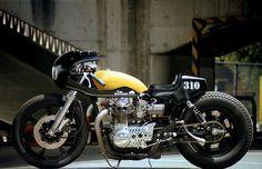 XS650sp BALLE ROCKETCOWL | AN-BU