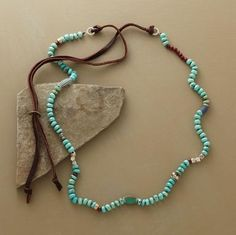 CANYON TRAIL NECKLACE by TamidP