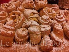 Cooking Dona - Le amiche di Dona: Pan Brioche al profumo di spezie con mele ed Armagnac