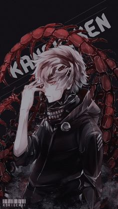 Free & HD Tokyo Ghoul Wallpapers free download ❤️