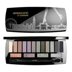 Lancôme - AUDA[CITY] in London - Palette Yeux