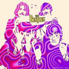 The Beatles -Yellow Submarine - animated by alejandroluisi.deviantart.com on @deviantART