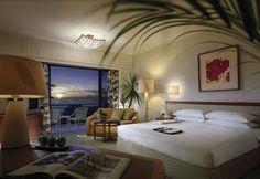 Scenic View from the Room - #Shangri-La\'s Rasa #Sayang Resort & #Spa