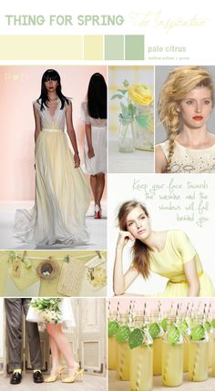 Thing for Spring: Bridal Inspiration Board by Pocketful of Dreams as featured on Love My Dress Blog    Bridal Inspiration, Bridal Inspiration Boards, Featured, Love My Dress Blog, mood board, Press, Spring Wedding, wedding mood board