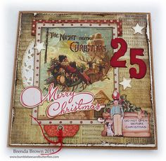 Country View Crafts' Projects: The night before Christmas