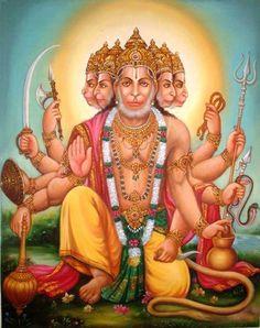 Bhaktisagar Dynani Shaktiman Shri Lord Hanuman