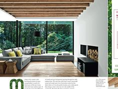Minimalist wood