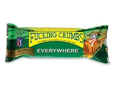 This is crude but every time I eat one of these I almost bust out laughing at work because it is TRUE!