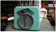 自宅録音研究所|Bedroom  Recordings Blog: 動画:DanElectro HoneyTone MiniAmpのデモ演奏#音楽 #楽器 #ギター #ドラム #ベース #太鼓 #パーカッション #自作楽器 #アンプ #ギターアンプ #ベースアンプ #Amp #GuitarAmp #BassAmp #Music #musical #instrument #guitar #drum #bass #percussion #Homemade #Instruments