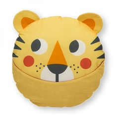 Tiger Pillow by Julica | LOVEThESIGN