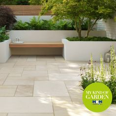 Beachstone is a modern block paving range from Stonemarket that would add clean, subtle and elegant elements in to any outdoor space. Perfect for a patio or path - available as a project pack at MKM.