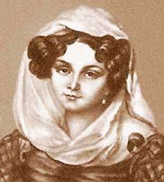 Волконская М.Н. (ур.Раевская) (1806-1863)