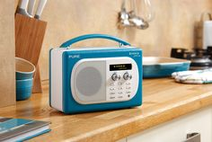 Pure produces award-winning DAB digital radios, internet radios and music streaming devices, including portable, hi-fi and in-car models. Portable Dab Radio, Digital Radio, Bluetooth Remote, Music System, Christmas Gift Guide, Car Audio, Color Splash, Teal, Pure Products