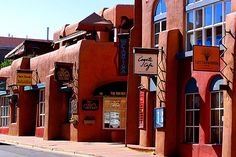 Santa Fe New Mexico - art galleries and museums