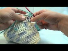 How To Change Colors in Crochet. Hands down the easiest and best way I have seen yet.