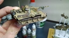 Finished Panther