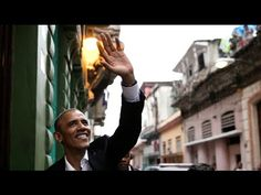 Making History: President Obama's New Approach to Old Adversaries - YouTube