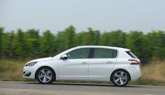 Peugeot 308: il primo leone su piattaforma EMP2