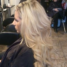 Beautyworks extensions at The salon 243