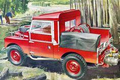 Land Rover Série 3-Original Cartes Collection-modèles 1971-85 Station Wagon
