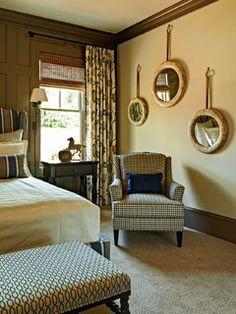 CC - traditional - bedroom - charlotte - by Carolina Design Associates, LLC