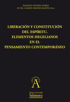 Liberación y constitución del espíritu