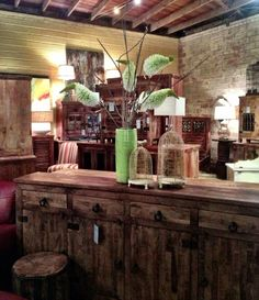 Reclaimed Sideboards J Allan S