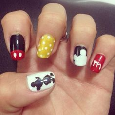 Mickey Mouse...