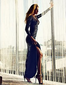 BLake Lively, Marie Claire Fall 2012