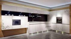 Nueva tendencia de 2014: Cocinas de cristal templado