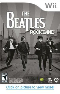 """Experience The Beatles music and legacy like never before, utilizing the core Rock Band game play. """"The Beatles: Rock Band"""" in an unprecedented, experiential progression through and celebration of the music and artistry of The Beatles. Video Game Music, Music Games, Music Videos, Tom Clancy, Abbey Road, Playstation 2, Grand Theft Auto, Resident Evil, Rock Band Xbox 360"""