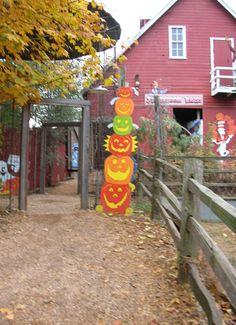 Vala's Pumpkin Patch - Gretna, Nebraska