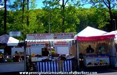 Apple Cider Festival  At Prince Gallitzin State Park at Glendale Lake